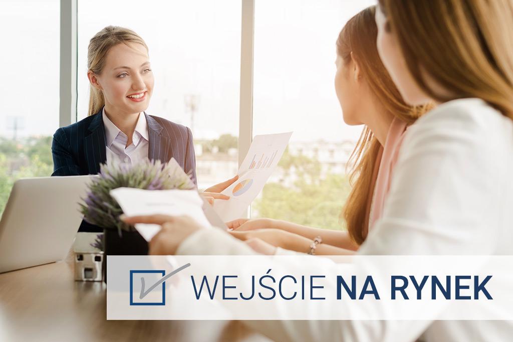 Biuro Rachunkowe Badesta | Usługi | Wejście na rynek